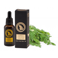 Moringa After Shave Energy Oil: Olio da barba per uomo