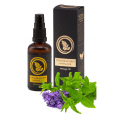 Total Relaxation Massage Oil: Olio da massaggio